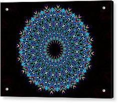 Ganika Acrylic Print by Danny Lally