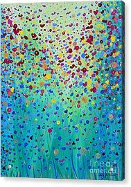 Garden Symphony Acrylic Print