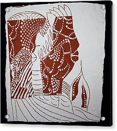 Generations - Tile Acrylic Print