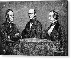 George Thompson (1804-1878) Acrylic Print by Granger