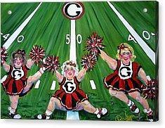 Georgia Homecoming Acrylic Print by Doralynn Lowe