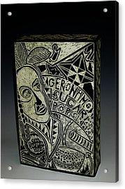 Geronimo Sugar Pops Acrylic Print by Ken McCollum