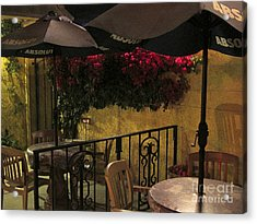 Acrylic Print featuring the photograph Getaway by Leslie Hunziker