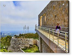 Getty Museum Iv Acrylic Print