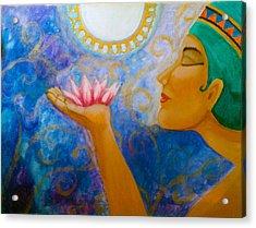 Gift Of The Nile Acrylic Print