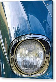 Gig's 57 Acrylic Print by Christopher A Newman