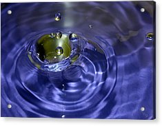 Gimme 3 Drops... Of Water Acrylic Print