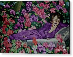 Ginny's Girl Acrylic Print