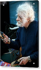 Give Me A Fair Price Please Acrylic Print by Jez C Self