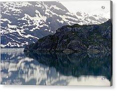 Glacier Bay Acrylic Print