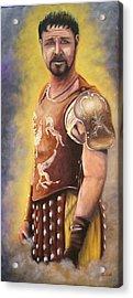 Gladiator  Acrylic Print