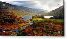 Glen Strathfarrar Acrylic Print