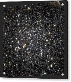 Globular Star Cluster Ngc 6101 Acrylic Print by Nasaesastsci