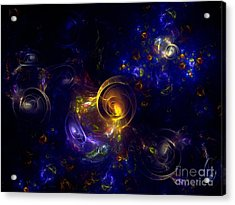 Glorious Univers Acrylic Print