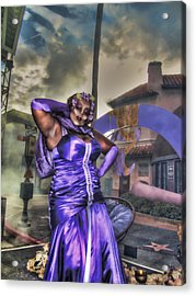 Acrylic Print featuring the photograph Gluttony by Joetta West
