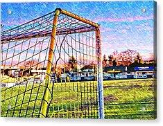 Goal Of Dreams Acrylic Print