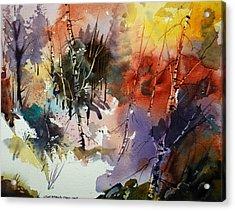 Goblin Forest Acrylic Print