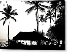 God's Beach Acrylic Print