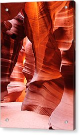 Gods Cathedral Acrylic Print