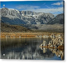 Gods Country Acrylic Print by Stephen Campbell