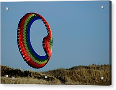 Good Day For A Kite Acrylic Print