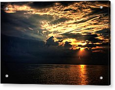 Acrylic Print featuring the photograph Good Morning by Joetta West