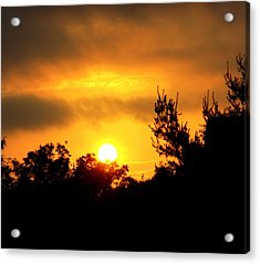 Good Night Mr. Sun Acrylic Print