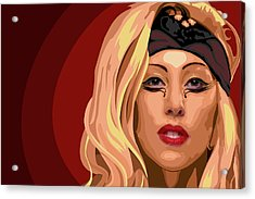 Googoo For Gaga Acrylic Print