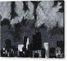 Gotham II Acrylic Print