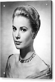 Grace Kelly, Ca. 1950s Acrylic Print by Everett