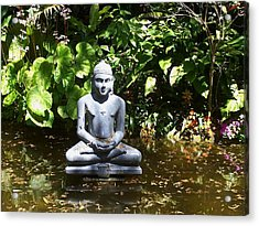 Acrylic Print featuring the photograph Grace by Sheila Silverstein