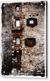 Grado 3 Acrylic Print by Mauro Celotti