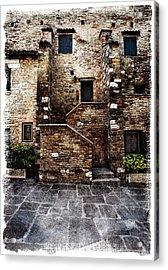 Grado 4 Acrylic Print by Mauro Celotti