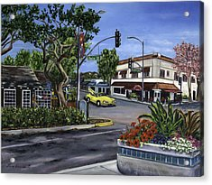 Grand And State Acrylic Print by Lisa Reinhardt