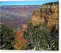 Grand Canyon Aa Acrylic Print by Dottie Gillespie