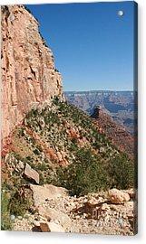 Grand Canyon National Park Bright Angel Loop Arizona Usa Acrylic Print
