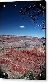 Acrylic Print featuring the photograph Grand Canyon Number Three by Lon Casler Bixby