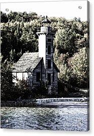 Grand Island Lighthouse Acrylic Print