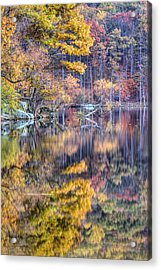 Grand Reflections Acrylic Print by JC Findley