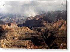 Granite Gorge Acrylic Print