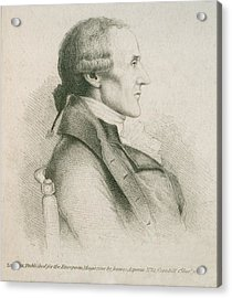 Granville Sharp 1735-1813, English Acrylic Print by Everett
