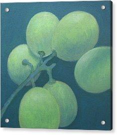 Grapes No. 15 Acrylic Print
