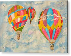 Great Day To Fly Acrylic Print