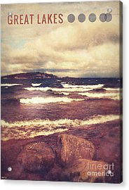 Acrylic Print featuring the photograph Great Lakes by Phil Perkins