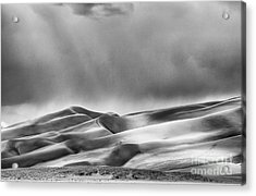 Great Sand Dunes National Park II Acrylic Print