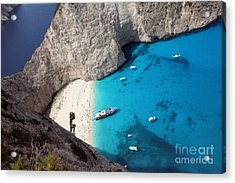 Greece Acrylic Print