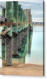 Green Day Acrylic Print by JC Findley
