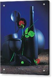 Green Pearl  Acrylic Print by Mauro Celotti