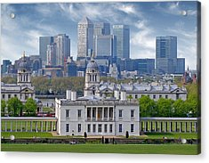 Acrylic Print featuring the photograph Greenwich by Rod Jones