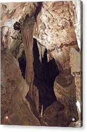 Grotte Magdaleine Region Ardeche France Acrylic Print by Colette V Hera  Guggenheim